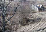 Winter-A Scene Along Route 460