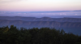 Early Morning Colors: Hoggback Overlook, A View From Another Angle