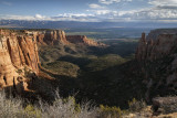 Colorado National Monument: An Early Morning View, Grand Junction ,Colorado