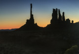 Dawn At Monument Valley, Navajo Nation, Arizona