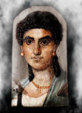 Impressions of the Ancient Fayum Portraits