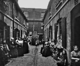 1909 - Slum housing in Providence Place