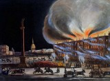 December 1837 - Winter Palace on fire
