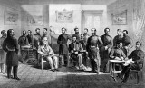 April 9, 1865 - General Lee surrenders to General Grant