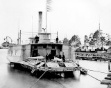 1864 - Ferryboat converted into a gunboat