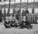 1893 - Sailors of the Imperial Russian Navy