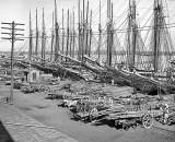c. 1904 - Tallapiedra wharf