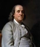 c. 1785 - Benjamin Franklin