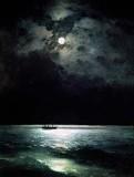 1879 - The Black Sea at Night