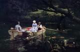 1880 - Boating
