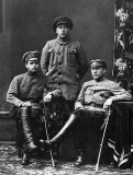1917 - Soldiers of the Provisional Government