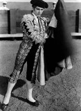 Rudolph Valentino as a bull fighter