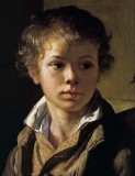 c. 1818 - Arseny Tropinin, son of the artist