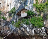 Hut on Pak Bia