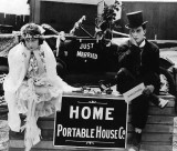 1920 - Buster Keaton with Sybil Seely in One Week