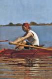 1874 - John Biglin in a Single Scull