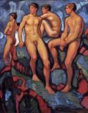 1917 - Young men
