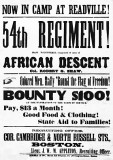 1863 - Recruiting poster