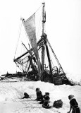 November 1915 - The Endurance sinking in the ice