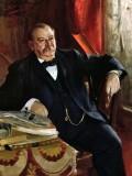 1899 - President Grover Cleveland