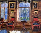 1912 - Interior of a Manor House