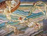 1911 - Bathing