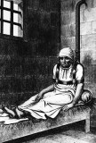 1838 - Mental patient at Bedlam Hospital