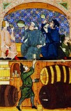 c. 1330 - Drinking in Britain