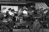 c. 1910 - Tourist bus