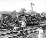 July 7, 1922 - Head-on crash