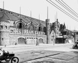 c. 1907 - Coliseum Garden, 15th Street and Wabash Avenue