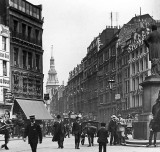 c. 1910 - View Down Cheapside