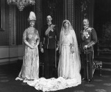 28 February 1922 - Princess Mary weds Viscount Lascelle