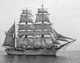 c. 1865 - Clipper ship
