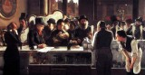 1882 - Behind the Bar