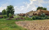 1887 - Small village