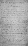 September 22, 1862 - Manuscipt in Lincoln's handwriting