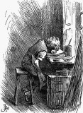 1824 - Charles Dickens, aged 12