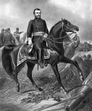 Ulysses S. Grant on horseback