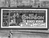 1922 - Billboard in San Francisco