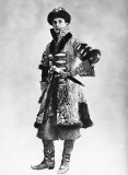 1912 - Prince Felix Youssoupoff in costume of 18th century Russia