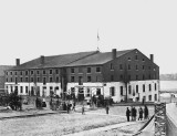 c. 1865 - Libby Prison, after Union prisoners had been freed