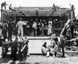 1917 - Film shoot in progress