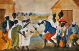 c. 1780 - Slaves Dancing on a South Carolina Plantation