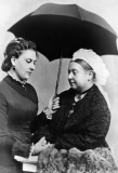 1879 - Queen Victor with Princess Beatrice