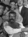 10 April 1919 - Emiliano Zapata in death