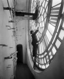 1920 - Inside Big Ben