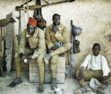 1917 - Senegalese soldiers