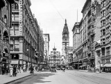 c. 1912 - Market Street with a view of City Hall
