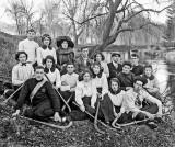 1905 - Hockey team